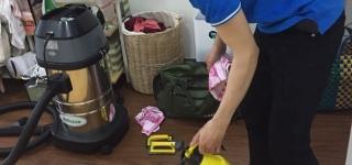 Dịch vụ giặt nệm uy tín tại Quận 3